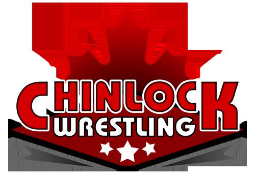 chinlock wrestling logo